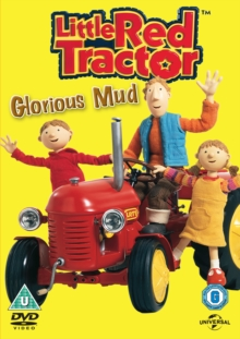 Little Red Tractor: Glorious Mud!, DVD