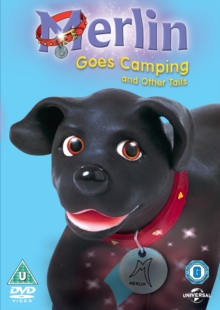 Merlin the Magical Puppy: Merlin Goes Camping and Other Tails, DVD