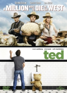 A   Million Ways to Die in the West/Ted, DVD