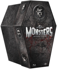 Monsters - The Essential Collection, Blu-ray