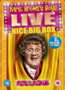 Mrs Brown's Boys: Live Tour Collection, DVD  DVD