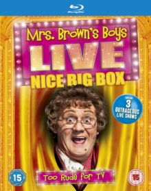 Mrs Brown's Boys: Live Tour Collection, Blu-ray  BluRay