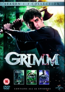 Grimm: Season 1 - 3 Collection, DVD  DVD