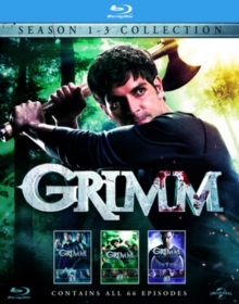 Grimm: Season 1 - 3 Collection, Blu-ray  BluRay
