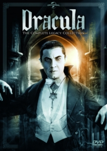 The Dracula Legacy Collection, DVD