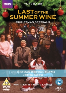 Last of the Summer Wine: The Christmas Specials, DVD