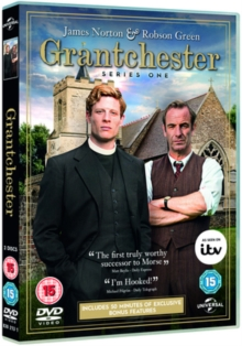 Grantchester: Series One, DVD