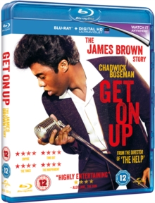 Get On Up, Blu-ray