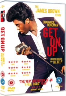 Get On Up, DVD