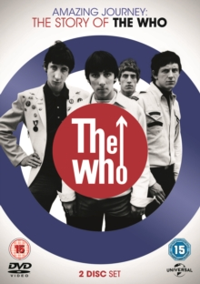 Amazing Journey: The Story of The Who, DVD