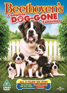 Beethoven's Complete Dog-gone Collection, DVD