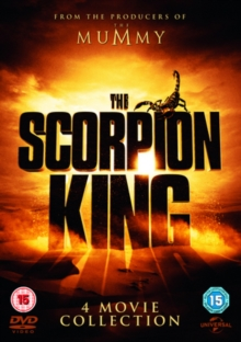 The Scorpion King/The Scorpion King 2 - Rise of a Warrior/The..., DVD