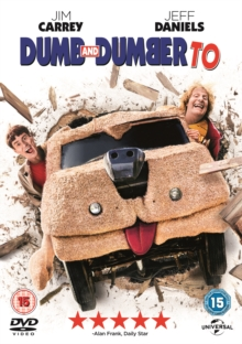 Dumb and Dumber To, DVD