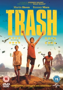 Trash, DVD  DVD