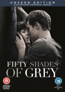 Fifty Shades of Grey - The Unseen Edition, DVD