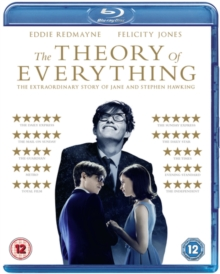The Theory of Everything, Blu-ray