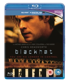 Blackhat, Blu-ray