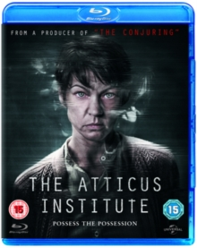 The Atticus Institute, Blu-ray