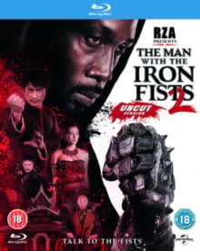 The Man With the Iron Fists 2 - Uncut, Blu-ray