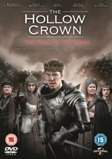 Hollow Crown: The Wars of the Roses, DVD