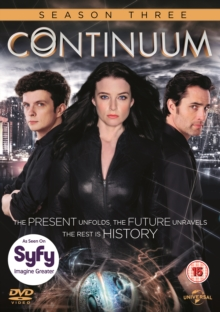 Continuum: Season 3, DVD