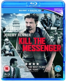 Kill the Messenger, Blu-ray  BluRay