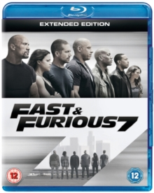 Fast & Furious 7 - Extended Edition, Blu-ray  BluRay
