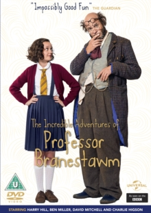 The Incredible Adventures of Professor Branestawm, DVD DVD