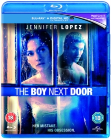 The Boy Next Door, Blu-ray