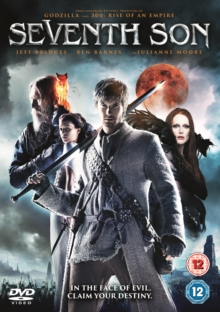 Seventh Son, DVD