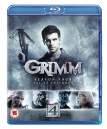 Grimm: Season 4, Blu-ray