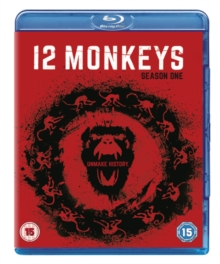 12 Monkeys: Season 1, Blu-ray