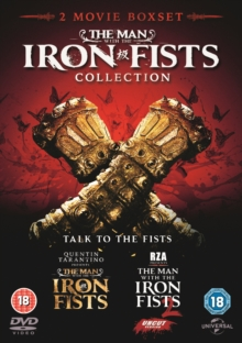 The Man With the Iron Fists/The Man With the Iron Fists 2 - Uncut, DVD
