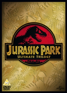 Jurassic Park Ultimate Trilogy, DVD