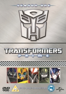 Transformers - Prime: Season 1 - Volumes 1-5, DVD  DVD