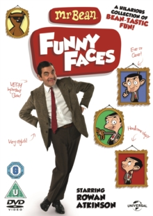 Mr Bean: Funny Faces, DVD