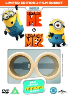 Despicable Me/Despicable Me 2, DVD