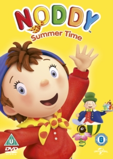 Noddy in Toyland: Summer Time, DVD