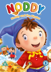 Noddy in Toyland: Noddy and the Pirates, DVD  DVD