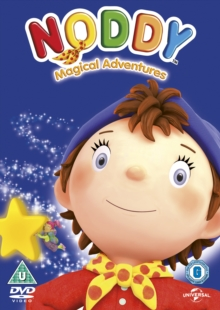 Noddy in Toyland: Magical Adventures, DVD  DVD