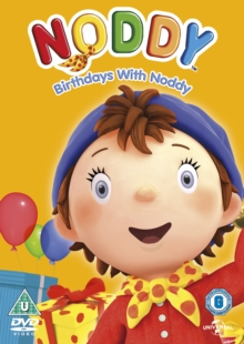 Noddy in Toyland: Birthdays With Noddy, DVD