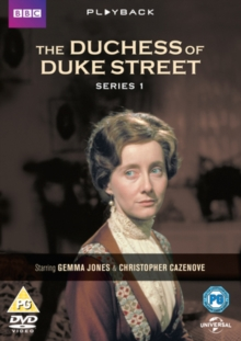 The Duchess of Duke Street: Complete Season 1, DVD