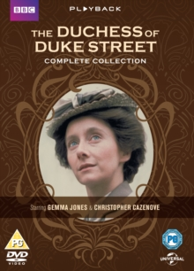 The Duchess of Duke Street: Seasons 1 and 2, DVD