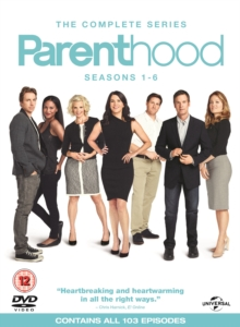 Parenthood: The Complete Series, DVD  DVD
