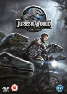 Jurassic World, DVD  DVD
