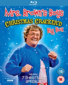 Mrs Brown's Boys: Christmas Cracker'd, Blu-ray