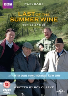 Last of the Summer Wine: The Complete Series 27 and 28, DVD