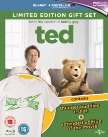 Ted, Blu-ray