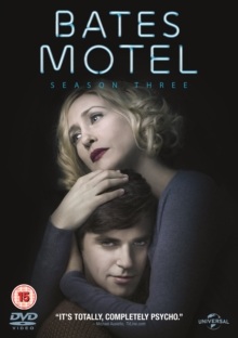 Bates Motel: Season 3, DVD  DVD