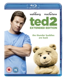 Ted 2 - Extended Edition, Blu-ray